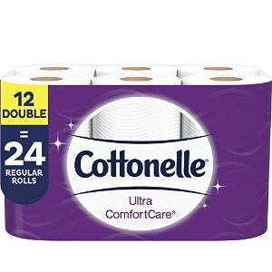 Cottonelle 超柔卫生纸12卷  相当于普通24卷
