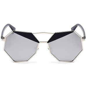 """6c020a7720f61 Prive Revaux""""The Activist"""" Handcrafted Designer Geometric Polarized  Sunglasses For Women"""