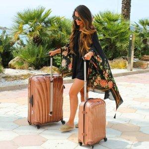 低至45折,环游世界必备良物Samsonite、美旅等精选行李箱专场圣诞热卖
