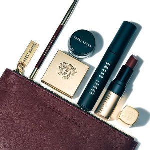 Up to 30% off + $30 off $80selected Beauty Set @ Bobbi Brown Cosmetics