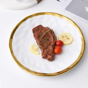 朱尔斯-白色餐盘 10