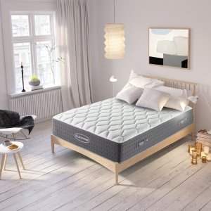 ZINUSPressure Relief Olive Oil Memory Foam iCoil® Hybrid Mattress