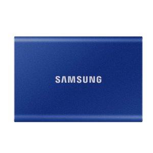 $251(原价$269)Samsung 1TB T7 移动固态硬盘 多色可选
