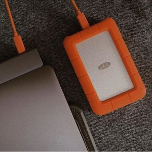 Lacie超快速2TB 移动硬盘