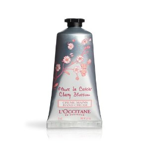 L'Occitane樱花味护手霜