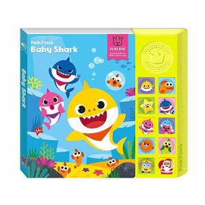 Pinkfong Baby Shark Official Sound Book