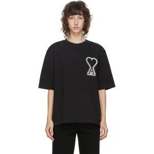 Ami Alexandre Mattiussi爱心T恤