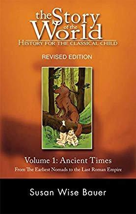 对abc孩子来说最难的是文科吗The Story of the World 美国畅销中小学历史读物了解一下