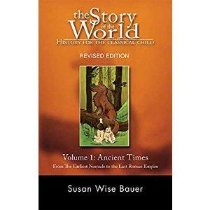 对abc孩子来说最难的居然是文科The Story of the World 美国畅销中小学历史读物了解一下