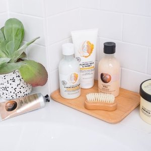30% OffSitewide @ The Body Shop