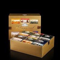 Ahmad Tea 经典款茶礼盒 6种口味 60袋装