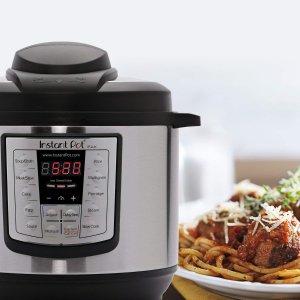 $49Amazon Instant Pot LUX60V3 V3 6 Qt 6-in-1 Multi-Use Programmable Pressure Cooker