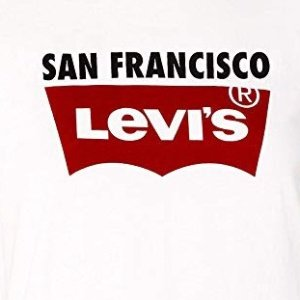 As Low As $7.07Levi's Women's T-shirt Sale