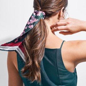 低至3折+额外8.5折Ann Taylor Factory 夏日大促 全场美衣美裙特价热卖