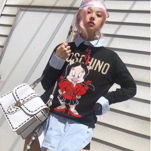 满额享5折 get限定款Moschino 又萌又酷的服饰、潮包热卖