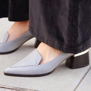 再降! 定价优势 变相5.8折Nicholas Kirkwood 美鞋热卖 珍珠、亮片款好价
