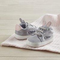 定制宝宝休闲鞋 兔耳朵款