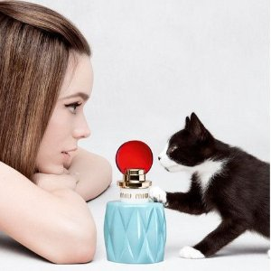 $116(Sephora售价$160)Miu Miu 同名香水3.4oz 复古玻璃瓶 铃兰花密语 温暖初春