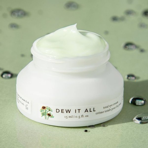 Dew It All全效保湿眼霜 15ml