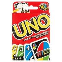 Mattel UNO 纸牌游戏