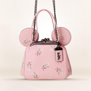 Up to 37% Off + Extra 40% OffShopDisney Mickey & Minnie with New COACH Styles Women's Bags on Sale
