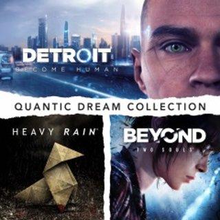 $39.99 独占经典交互式电影 《底特律 暴雨 超凡双生 合集》PS4 实体版