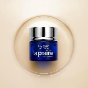 最高送$700礼卡La Prairie 护肤美妆产品热卖 入抗衰老鱼子酱系列