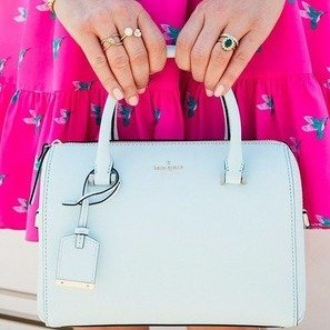 Up To 50% Off + Extra 40% Off Misty Mint Handbags Sale @ kate spade