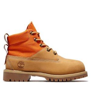 TimberlandPremium 大黄靴拼色