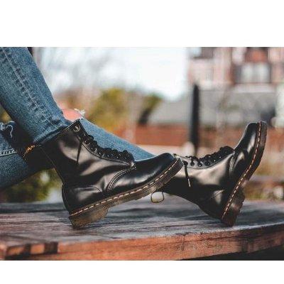 低至5折 软皮短靴£110Dr.Martens 英国官网大促 马丁靴、切尔西靴热卖