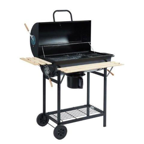 6.5折 仅€97.9JOHN Charcoal 家用便携烧烤炉 在自己家BBQ撸串它难道不香吗