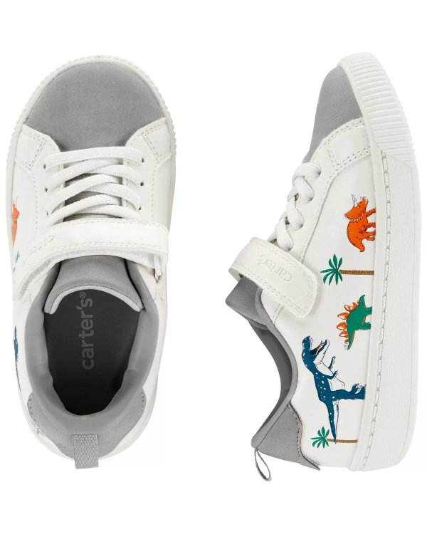 儿童恐龙运动鞋