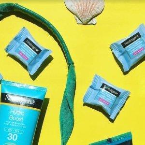 $7.57(原价$9.97)Neutrogena 迷你卸妆巾20片 独立包装 便携好用 适合敏感肌