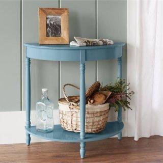 $19.9910 Spring Street 蓝色边桌