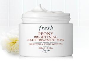 Fresh - Peony Brightening Night Treatment Mask - Fresh
