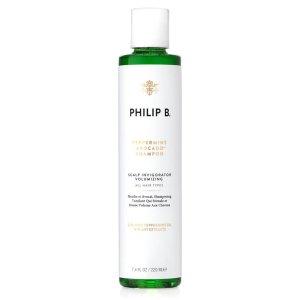 Philip B好评超多的一款!薄荷鳄梨丰盈洗发水 (220ml)
