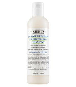 Damage Repairing & Rehydrating Shampoo - For Damaged Hair - Kiehl's