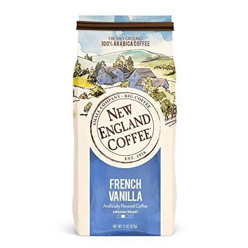 法式香草口味中度烘焙咖啡 11 Ounce