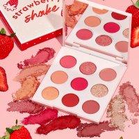 Colourpop Strawberry Shake 草莓眼影盘