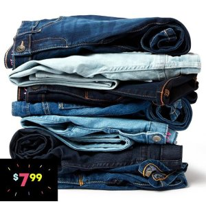 $7.99 & Up + Free ShippingChildren's Place Kids All Basic Jeans