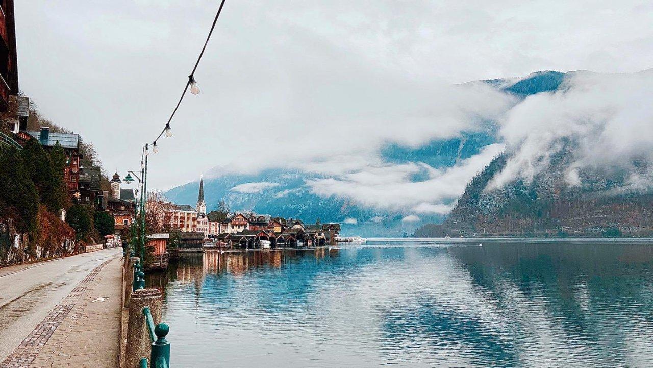 奥地利哈修塔特攻略🇦🇹去过一次童话般的世界最美小镇还能有什么遗憾?!