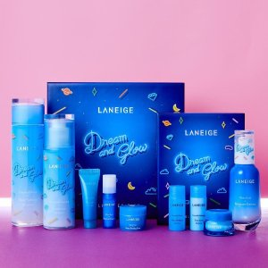 Extended: Dealmoon Exclusive 30% Off Water Bank + Receive Free Water Bank Moisture Cream with any purchase+ Exclusive Mask Duo with $50 purchase @ Laneige