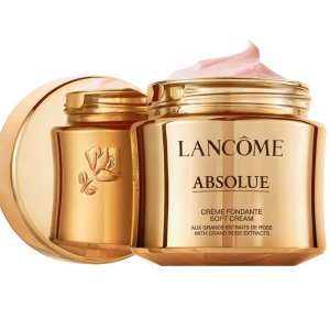 Lancome小金罐面霜