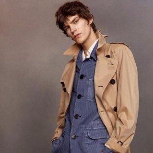 低至5折包邮巴宝莉男士经典风衣、上衣、背包、钱包、配饰全场热卖