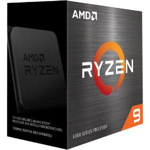 $569.99起 现货包邮AMD Ryzen 9 5900X/5950X Zen3 处理器