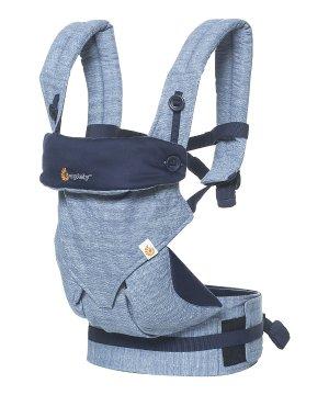 $89.99(原价$160)最后一天:Ergobaby 360度 四式婴儿背带 3色可选