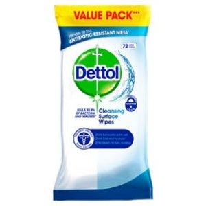 Dettol抗菌清洁表面湿巾