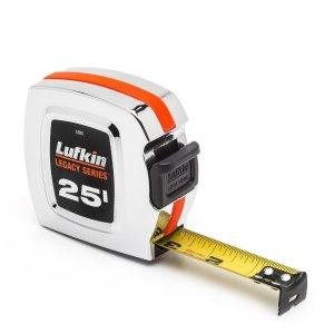 Lufkin 25英尺可伸缩卷尺