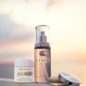 Deluxe sample duowith $100+ online purchase @ La Mer
