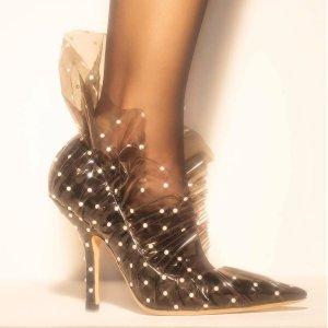 2折起 $405收封面款高跟鞋Midnight 00 仙女美鞋 精致好看 $215收波点乐福鞋